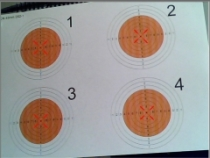 another sample with multiple targets